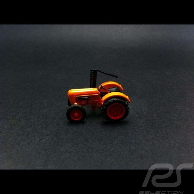 Porsche Traktor Allgaier orange 1/87 Schuco 452619700