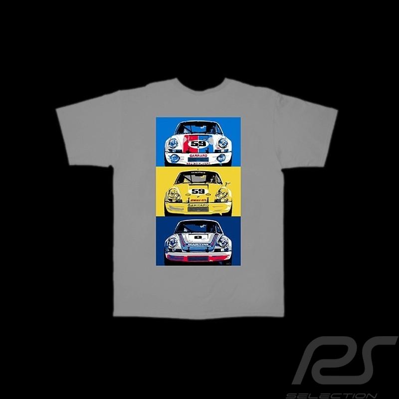Porsche 911 RSR T-Shirt homme men herren