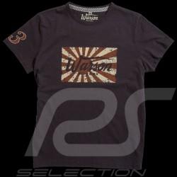 Tee-shirt homme Kamikaze Carbone gris
