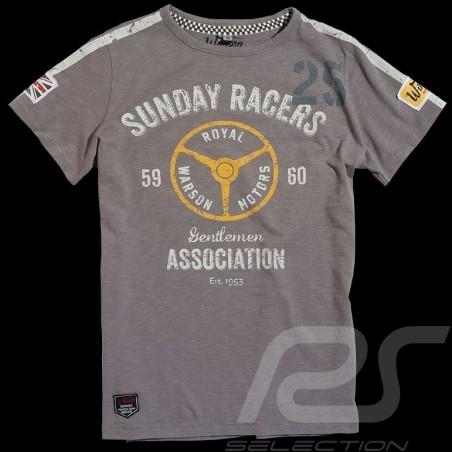 T-shirt Sunday Racers grey - Men