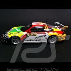 Porsche 911 GT3 typ 997 n° 25 Sieger RGT ADAC 2015 1/43 Spark SG225