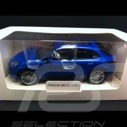 Porsche Macan Turbo grau 1/24 Welly MAP02495115