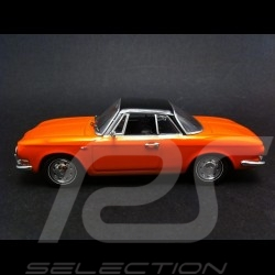 VW Karmann Ghia Coupé type 34 1961 orange 1/43 Minichamps 000099300ABK2Y