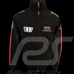 Men's sweat jacket Martini Racing navy blue Porsche Design WAP555