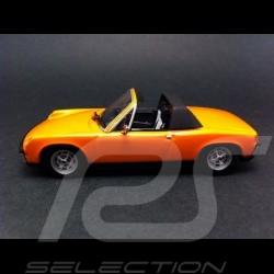 Porsche 914/6 1969 orange 1/43 811099300K2Y