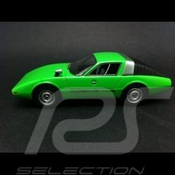 Porsche 911 HLS prototype vert 1/43 Autocult 06005