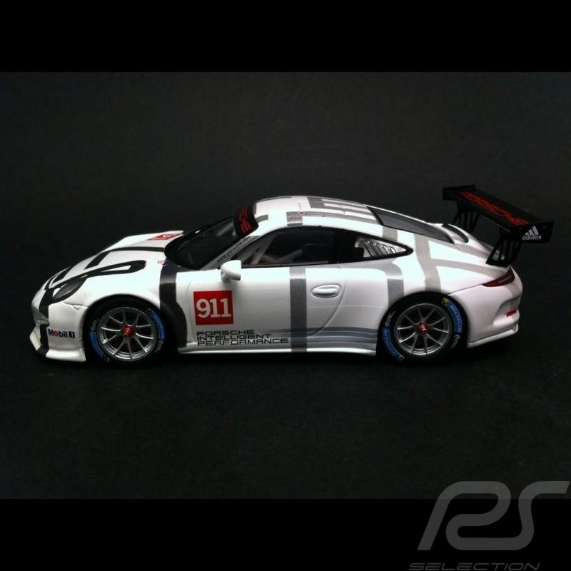 Porsche 911 typ 991 GT3 Cup 2015 n° 911 1/43 Spark WAP0209110G