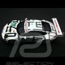Porsche 911 type 991 GT3 RSR Le Mans 2015 n° 92 1/43 Spark MAP02087715 Patrick Pilet Frédéric Makowiecki Wolf Henzler