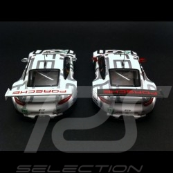 Duo Porsche 911 GT3 RSR n° 91 and n° 92 Le Mans 2015 1/43  Spark MAP02087615 and MAP02087715