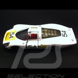Porsche 907 LH Daytona 1968 n° 54 1/18 Spark 18DA68