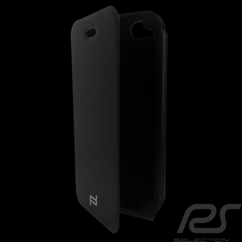 Étui inclinable cuir pour iPhone 5 classic line Porsche Design 4046901735920