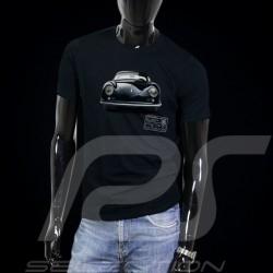 T-Shirt homme Porsche 356 Original Race noir