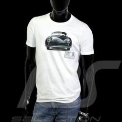 T-Shirt homme Porsche 356 Original Race blanc
