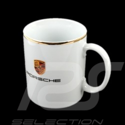 Tasse Mug Cup Écusson Crest Wappen  Porsche WAP1070640D
