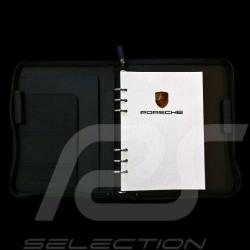 Schwarzes Leder Organizer Porsche Design WAP0300080C