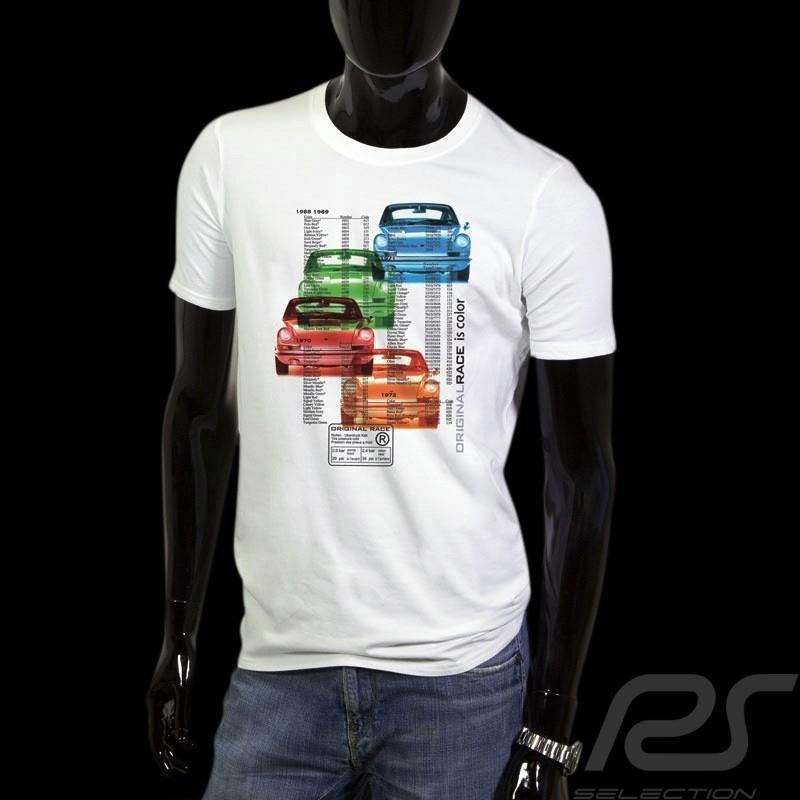 T-Shirt Porsche 911 homme men herren
