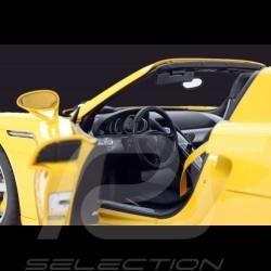 Porsche Carrera GT jaune 1/12 TAMIYA 23207