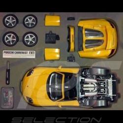 Porsche Carrera GT gelb 1/12 TAMIYA 23207