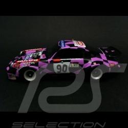 Porsche 934 n° 90 24e Le Mans 1980 1/43 Spark S4422