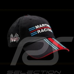 Casquette Porsche Martini Racing noire Porsche Design WAP5500010G Cap black Schwartz