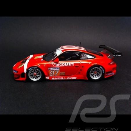 Porsche 997 GT3 RSR Le Mans 2010 n° 97 1/43 Minichamps 410106997