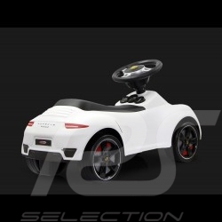 Baby Porsche 911 Carrera Turbo S weiß