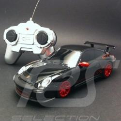 Porsche 997 GT3 RS II grise radiocommandée 40MHz 1/24