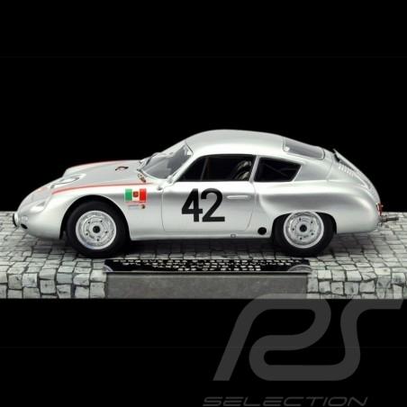 Porsche 356 B Carrera Abarth Targa Florio 1962 1/18 Minichamps 107626842