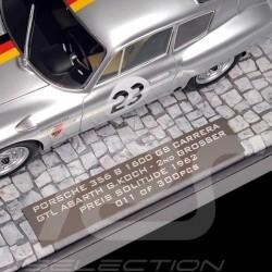 Porsche 356 B Carrera Abarth Solitude 1962 n° 23 1/18 Minichamps 107626842