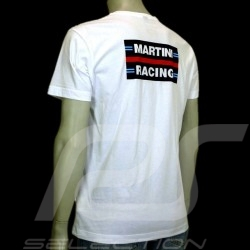 T-Shirt Herren Martini Racing original weiß