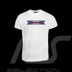 T-Shirt homme Martini Racing 1976 original blanc