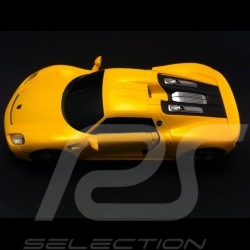 Porsche 918 Spyder yellow RC Car 27MHz 1/24