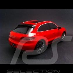 Porsche Macan Turbo rot RC-Fahrzeug 40MHz 1/24