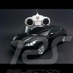Porsche Panamera noire radiocommandée 27MHz 1/24