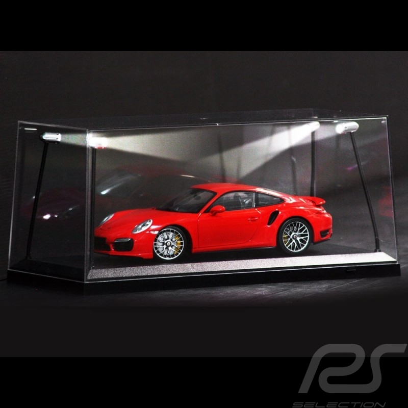 LED Lighted Display Case 1/18 189910