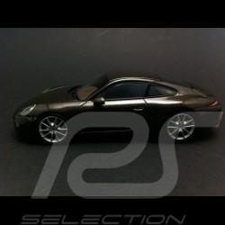 Porsche 911 991 Carrera 4S 2012 brown 1/43 Minichamps WAP0201100C
