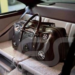 911 Classic Grossen Reisetasche Braun Leder