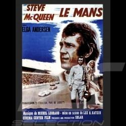DVD Le Mans Steve McQueen