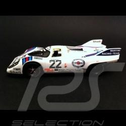 Porsche 917 K Vainqueur Le Mans 1971 n° 22 Martini 1/43 Spark MAP02027113 winner sieger