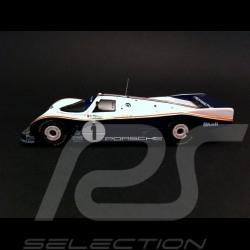 Porsche 962 C LH  n° 1 Sieger Le Mans 1986 1/43 Spark MAP02028613