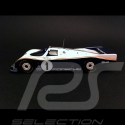 Porsche 962 C LH n° 1 Vainqueur winner sieger Le Mans 1986 1/43 Spark MAP02028613