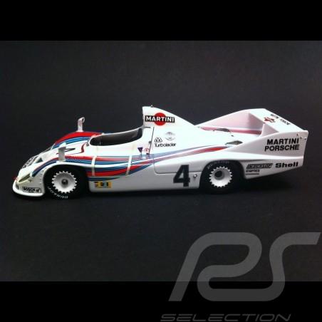 Porsche 936 Vainqueur Winner Sieger Le Mans 1977 n° 4 Martini 1/43 Spark MAP02027713
