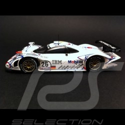 Porsche 911 GT1 Winner Le Mans 1998 n° 26 1/43 Spark MAP02029813