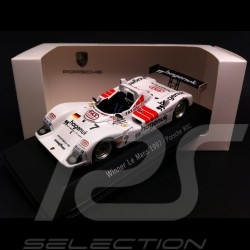 Porsche WSC Sieger Le Mans 1997 n° 7 1/43 Spark MAP02029713