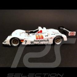 Porsche WSC Vainqueur Le Mans 1997 n° 7 1/43 Spark MAP02029713 winer sieger