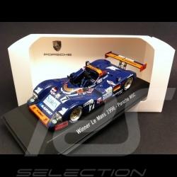 Porsche WSC Sieger Le Mans 1996 n° 7 1/43 Spark MAP02029613