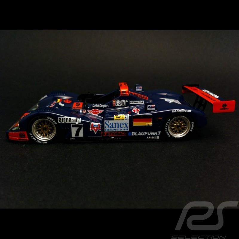 Porsche WSC Vainqueur Winner Sieger Le Mans 1996 n° 7 1/43 Spark MAP02029613