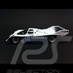 Porsche 962 Vainqueur Winner Sieger Daytona 1987 n° 14 Löwenbräu 1/43 Spark MAP02028714