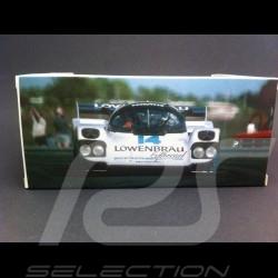 Porsche 962 Winner Daytona 1987 n° 14 Löwenbräu 1/43 Spark MAP02028714