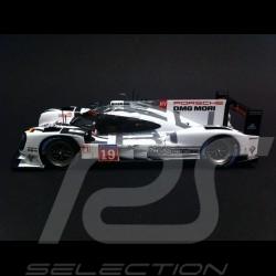 Porsche 919 Hybrid Sieger Le Mans 2015 n° 19 1/43 Spark MAP02031515